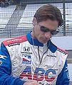 Felipe Giaffone 2006 Indy 500 Carb Day.jpg