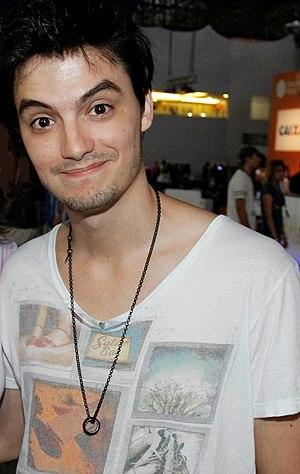 Felipe Neto - Felipe Neto at Campus Party Brasil in 2012
