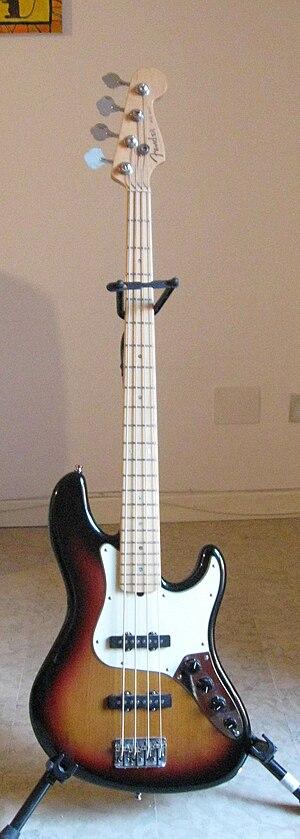 Fender American Deluxe Series - American Deluxe Jazz Bass