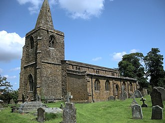 Fenny Compton - Image: Fenny Compton Church (geograph 2407882)