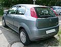 Fiat Punto rear 20070611.jpg