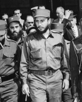Fidel Castro (cropped)