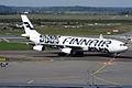 "Finnair (Marimekko ""Unikko"" livery), OH-LQD, Airbus A340-313 (15836447183).jpg"