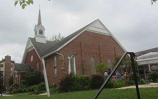 First United Methodist Church (Laurel, Maryland) church in Laurel, Maryland, United States