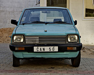 Maruti 800 - First Maruti 800 DX