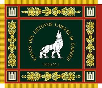 Vilnius - Iron Wolf