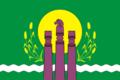 Flag of Khomustakhsky-1 (Yakutia).png