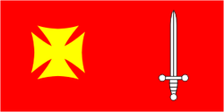 Flag of Kryčaŭ.png