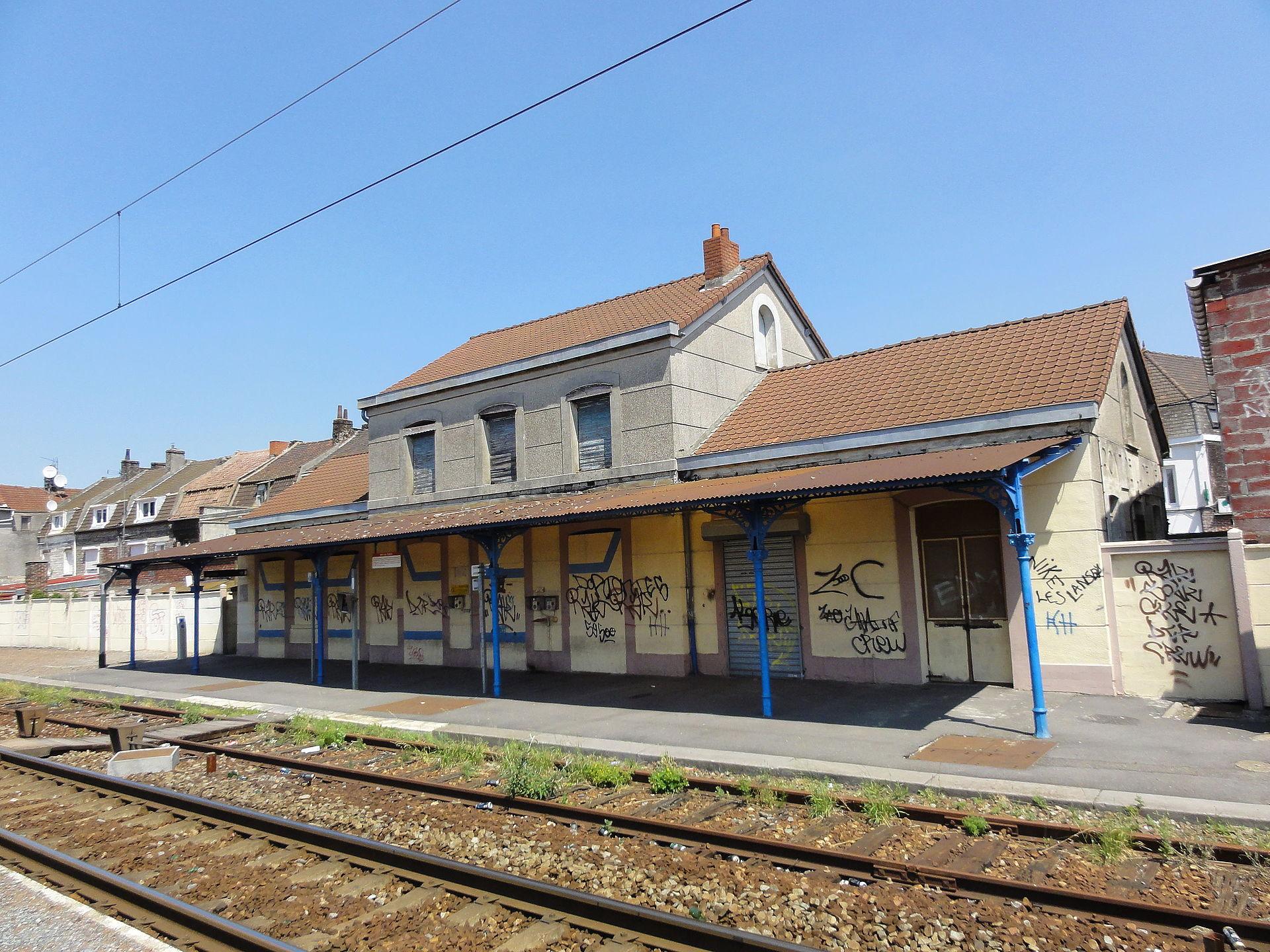 Gare de pont de la de le wikip dia for Garage de la gare bretigny