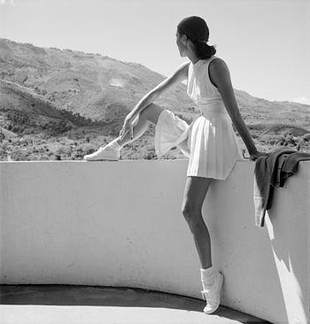 Toni Frissell, 1947