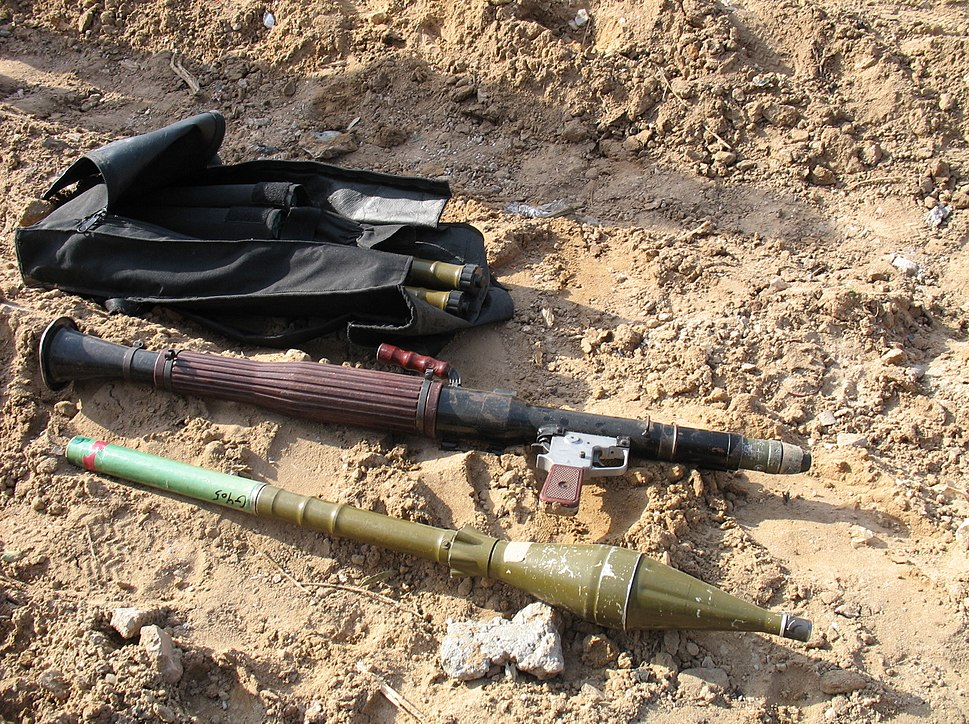 Flickr - Israel Defense Forces - Weapons Cache in Northern Gaza (1)