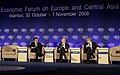 Flickr - World Economic Forum - Babacan, Halberstadt, Lemierre - World Economic Forum Turkey 2008 (1).jpg
