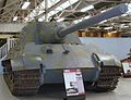 Flickr - davehighbury - Bovington Tank Museum 262 Jagdtiger sdkfz 186.jpg