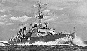 F-class escort ship - Image: Flottenbegleiter Ty