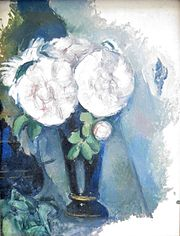 Flowers in a Blue Vase by Paul Cézanne, 1880.JPG