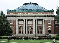 Foellinger Auditorium University of Illinois at Urbana-Champaign closer.jpg