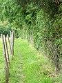 Footpath, Heytesbury - geograph.org.uk - 1479117.jpg