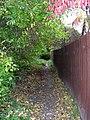 Footpath - Coal Hill Lane - geograph.org.uk - 1034938.jpg
