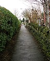Footpath - Kingsway to Chickenley - geograph.org.uk - 709847.jpg