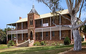 Northampton, Western Australia - Image: Former Sacred Heart Convent