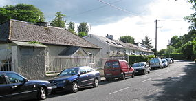 Former school and terrace labourers cottages, Marlfield, Clonmel..jpg