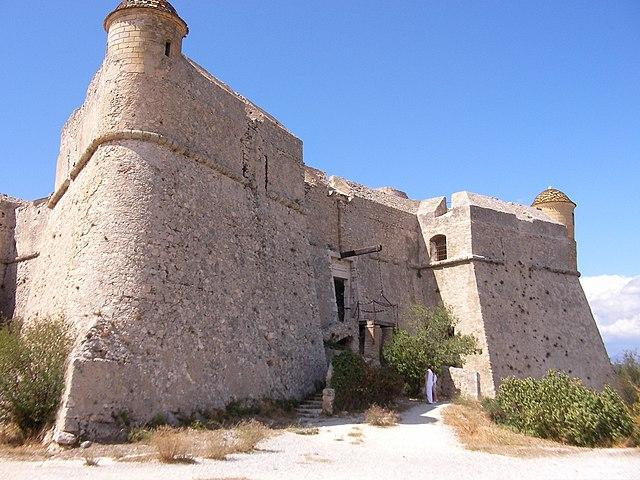 Fort du Mont Alban