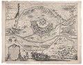 Fortifikationskarta över staden Perpignan, 1642 - Skoklosters slott - 99056.tif