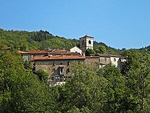 Cantagallo, Tuscany - Image: Fossato 04