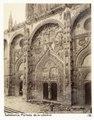 Fotografi av Salamanca. Portada de la Catedral - Hallwylska museet - 105333.tif