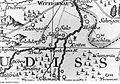 Fotothek df rp-c 1020056 Wittichenau-Sollschwitz. Werchwitz-Mühle, Ausschnitt aus, Oberlausitzkarte, Sche.jpg