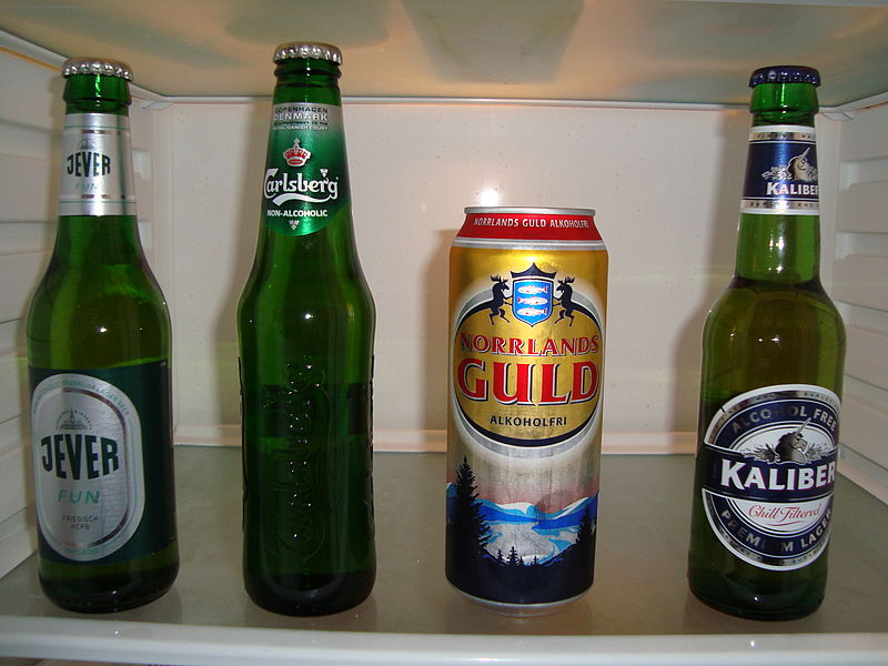 Файл:Four non-alcoholic beers.jpg