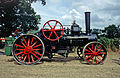 Fowler ploughing engine in Staplehurst.jpg