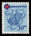 Fr. Zone Rheinland-Pfalz 1949 44A Rotes Kreuz.jpg