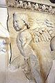 Frammento di fregio con amorini che sacrificano tori dall'esterno della cella del tempio di venere genitrice nel foro di cesare, età traianea, 113 dc ca. 02.JPG