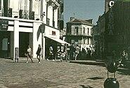 France - Charente - Angoulême - Rue piétonne - 92