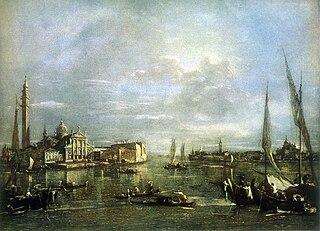 The Isle St. Giorgio Maggiore