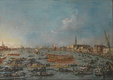Francesco Guardi - The Bucintoro Festival of Venice - Google Art Project.jpg