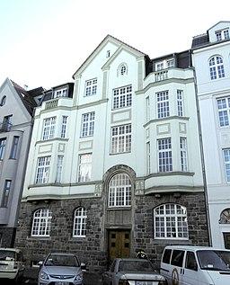 Frankenberger Straße in Aachen