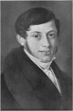 Frederik Stang - Frederik Stang. portrait by Johan Gørbitz