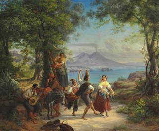 Frederik Storch Danish artist (1805-1883)
