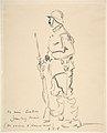 French Soldier MET DP806398.jpg