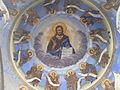 Fresco en el interior de la cúpula, Plovdiv, Bulgaria, 2011.JPG