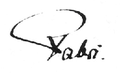 Friedrich Fabri Unterschrift.png
