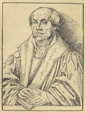 Friedrich Myconius - Friedrich Myconius.