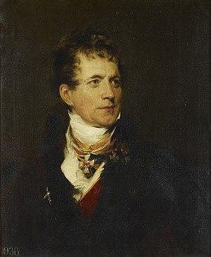 Friedrich von Gentz - Friedrich von Gentz by Thomas Lawrence