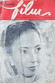 Front cover of Dunia Film, 15 January 1954.jpg