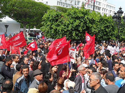 Front populaire Tunisie