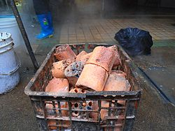 meaning of briquette