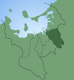 Location of Hakata-ku in Fukuoka