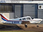 G-BSXB Piper Cherokee Warrior 28 (32457960345).jpg